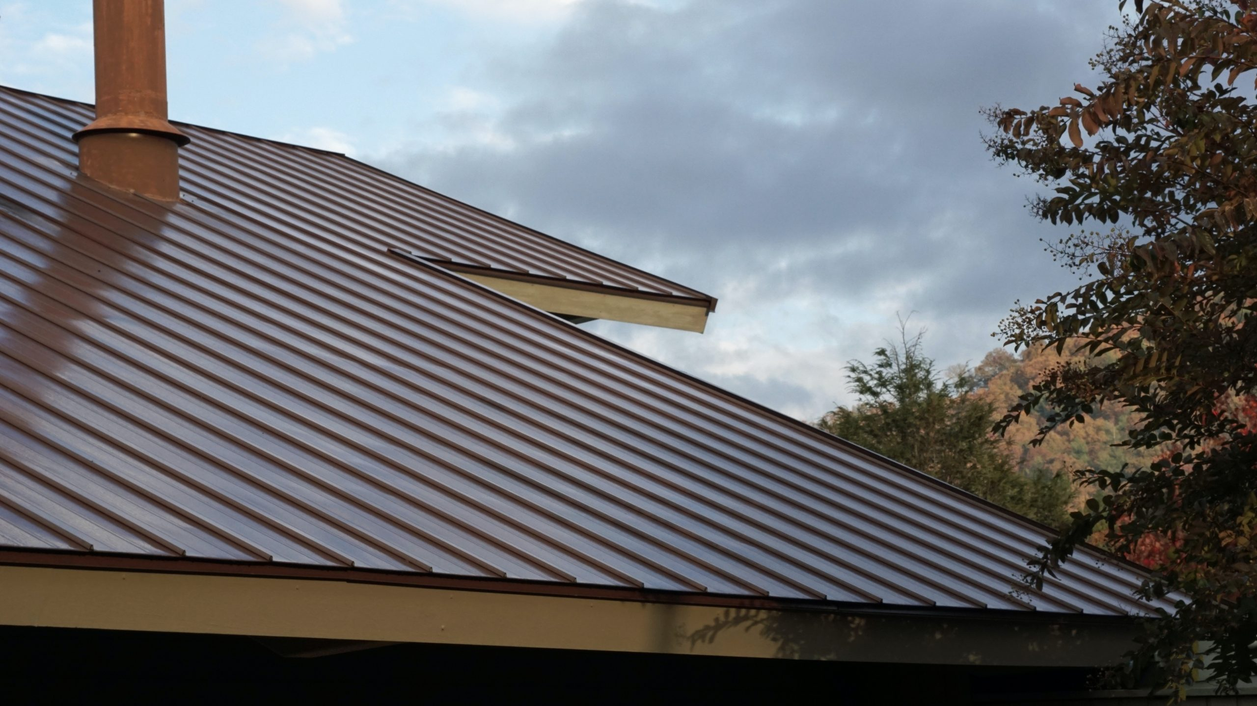 Commercial Metal Roofing, Topeka KS